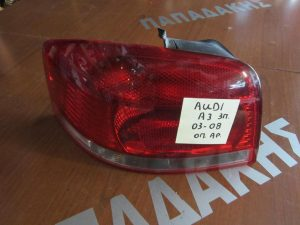 Audi A3 2003-2008 3θυρο φανάρι πίσω αριστερό