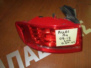 Audi A4 2008-2012 φανάρι πίσω αριστερό Sedan LED