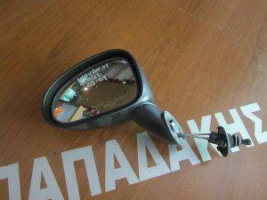Chevrolet Matiz 2005-2009 καθρέπτης αριστερός μηχανικός άβαφος