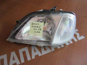 Dacia Logan 2004-2008 φανάρι εμπρός αριστερό