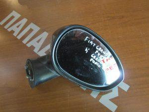 Fiat Grande Punto Evo 2009-2015 καθρέπτης δεξιός ηλεκτρικός μαύρος