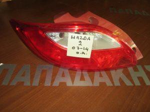 Mazda 2 2007-2014 φανάρι πίσω αριστερό