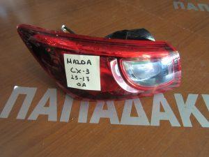 mazda cx 3 2015 2017 fanari piso aristero 300x225 Mazda CX 3 2015 2017 φανάρι πίσω αριστερό