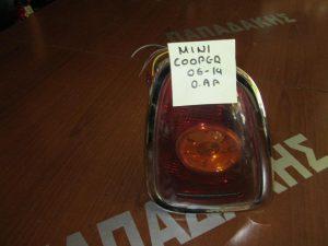 mini cooper 2006 2014 fanari piso aristero portokali flas 300x225 Mini Cooper 2006 2014 φανάρι πίσω αριστερό (πορτοκαλί φλας)