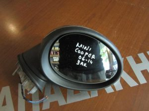 Mini Cooper 2006-2014 καθρέπτης δεξιός ηλεκτρικός 3 ακίδες νίκελ