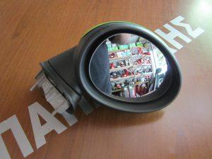 Mini Cooper 2006-2014 καθρέπτης δεξιός ηλεκτρικός πράσινος 5 ακίδες
