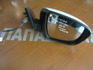 nissan qashqai 2013 2017 kathreptis dexios ilektrika anaklinomenos aspros kamera 300x225 Nissan Qashqai 2013 2017 καθρέπτης δεξιός ηλεκτρικά ανακλινόμενος άσπρος (κάμερα)