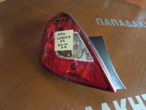 opel corsa d 2006 2014 5thyro fanari piso aristero. 300x225 Opel Corsa D 2006 2014 5θυρο φανάρι πίσω αριστερό