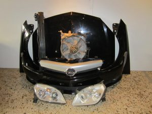 opel tigra cabrio 2004 2009 mouri koble mavri 300x225 Opel Tigra Cabrio 2004 2009 μετώπη μούρη κομπλέ μαύρη