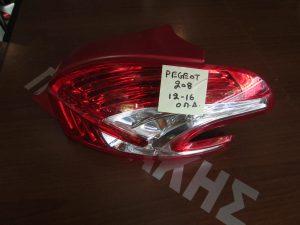 peugeot 208 2012 2016 fanari piso dexio 300x225 Peugeot 208 2012 2016 φανάρι πίσω δεξιό