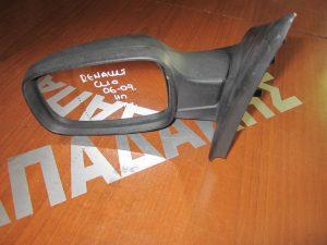 Renault Clio 2006-2009 καθρέπτης αριστερός ηλεκτρικός άβαφος