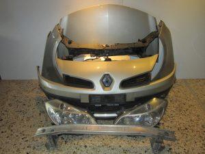 Renault Clio 2006-2009 μετώπη-μούρη κομπλέ χρυσαφί