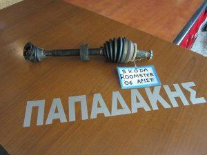 Skoda Roomster-Praktik 2006-2015 ημιαξόνιο αριστερό
