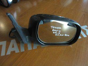 Toyota Rav-4 2009-2013 καθρέπτης δεξιός ηλεκτρικά ανακλινόμενος γκρι