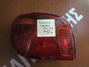 toyota yaris 2004 2006 fanari piso aristero me fis 300x225 Toyota Yaris 2004 2006 φανάρι πίσω αριστερό με φις