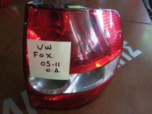 VW Fox 2005-2011 φανάρι πίσω δεξί