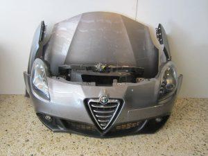 alfa romeo giulietta 2010 2016 gkri 300x225 Alfa Romeo Giulietta 2010 2016 μετώπη μούρη εμπρός γκρι