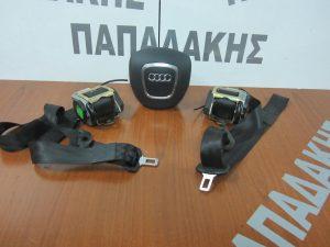 audi a3 2003 2008 set airbag 3thyro mavra 300x225 Audi A3 2003 2008 σετ Airbag 3θυρο μαύρα