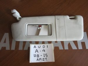 Audi A4 2008-2015 αλεξήλιο αριστερό