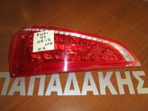 Audi Q5 2008-2012 φανάρι πίσω αριστερό LED