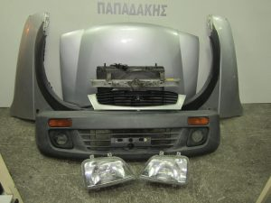 Daihatsu Terios 1997-2001 μούρη κομπλέ ασημί