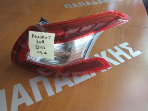 peugeot 308 2013 2017 fanari piso dexio 3 300x225 Peugeot 308 2013 2017 φανάρι πίσω δεξιό