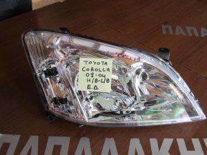 Toyota Corolla 2002-2004 φανάρι εμπρός δεξιό H/B-L/B (IM)