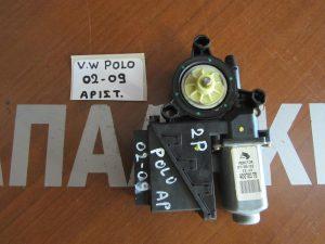 VW Polo 2002-2009 μοτέρ ηλεκτρικού παραθύρου αριστερό δύθυρο