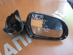 audi q3 2011 2017 dexios ilektrika anaklinomenos kathreptis mavros 300x225 Audi Q3 2011 2017 δεξιός ηλεκτρικά ανακλινόμενος καθρέπτης μαύρος