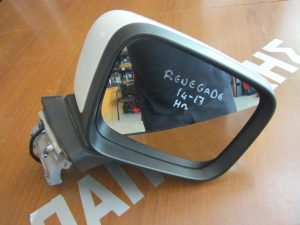 Jeep Renegade 2014-2018 δεξιός ηλεκτρικός καθρέπτης άσπρος
