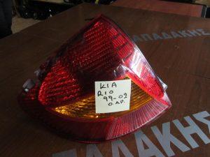 Kia Rio 1999-2002 πίσω αριστερό φανάρι 5θυρο