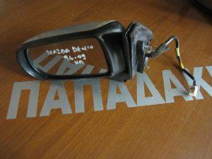 Mazda Demio 1996-2002 αριστερός ηλεκτρικός καθρέπτης ασημί