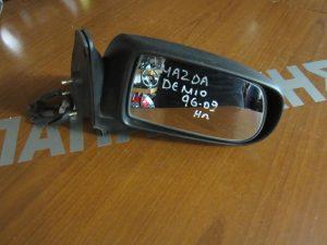 Mazda Demio 1996-2002 δεξιός ηλεκτρικός καθρέπτης άβαφος