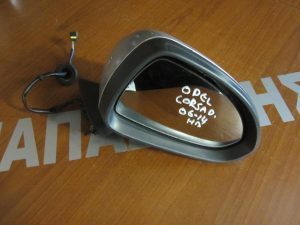 opel corsa d 2006 2014 dexios ilektrikos kathreptis asimi 300x225 Opel Corsa D 2006 2014 δεξιός ηλεκτρικός καθρέπτης ασημί