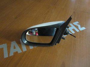 Opel Tigra 1995-2004 αριστερός μηχανικός καθρέπτης άσπρος