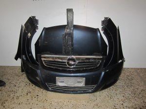 opel zafira 2005 2008 mouri gkri kapo 2ftera profylaktiras koble maska traversa profylaktira 300x225 Opel Zafira 2005 2008 μετώπη μούρη γκρι: καπό  2φτερά