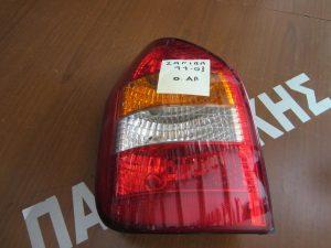 opel zafira a 1999 2003 piso aristero fanari 300x225 Opel Zafira A 1999 2003 πίσω αριστερό φανάρι