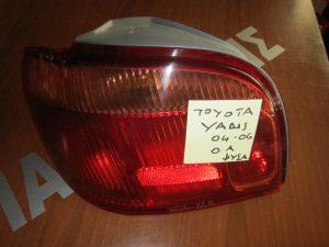 piso aristero fanari me fysa toyota yaris 2004 2006 300x225 Toyota Yaris 2004 2006 πίσω αριστερό φανάρι με φύσα