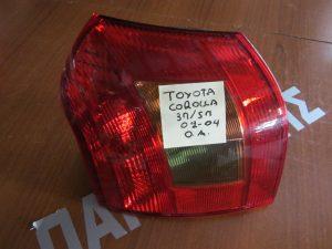 Toyota Corolla 2002-2004 πίσω αριστερό φανάρι 3/5θυρο
