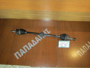 toyota corolla 2002 2006 ebros dexio imiaxonio 300x225 Toyota Corolla 2002 2006 εμπρός δεξιό ημιαξόνιο