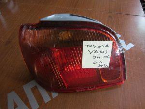 toyota yaris 2004 2006 piso aristero fanari me fysa 300x225 Toyota Yaris 2004 2006 πίσω αριστερό φανάρι με φύσα