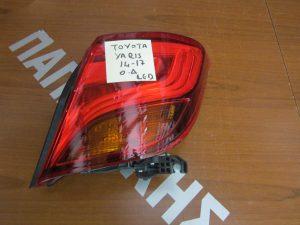 toyota yaris 2014 2017 piso dexio fanari led 300x225 Toyota Yaris 2014 2017 πίσω δεξιό φανάρι LED
