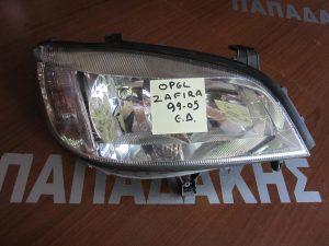 ebros dexio fanari opel zafira 1999 2005 300x225 Opel Zafira 1999 2005 εμπρός δεξιό φανάρι