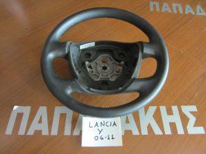 lancia y 2006 2011 volan timoniou mavro 300x225 Lancia Y 2006 2011 βολάν τιμονιού μαύρο