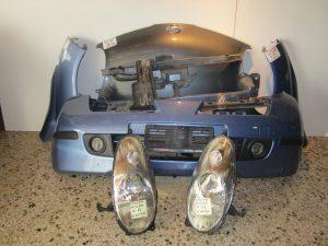 nissan micra k12 2003 2007 mouri kapo 2 ftera 2fanaria profylaktiras me provolis traversa ano traversa profylaktira traversa psygion 300x225 Nissan Micra K12 2003 2007 μετώπη μούρη : καπό  2 φτερά  2φανάρια  προφυλακτήρας με προβολείς  τραβέρσα άνω  τραβέρσα προφυλακτήρα  τραβέρσα ψυγείων