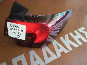 opel astra k 2016 2017 piso fanari dexio 5thyro 300x225 Opel Astra K 2016 2020 πίσω φανάρι δεξιό 5θυρο