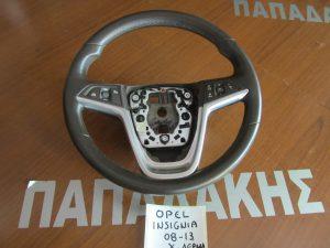 opel insignia 2008 2013 volan timoniou kafe skouro derma chiristiria 300x225 Opel Insignia 2008 2013 βολάν τιμονιού καφέ σκούρο δέρμα χειριστήρια
