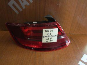 audi a3 sport back 2013 2017 fanari piso aristero 300x225 Audi A3 Sport Back 2013 2017 φανάρι πίσω αριστερό