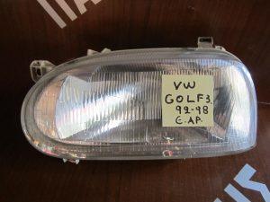 vw golf 3 1992 1998 fanari ebros aristero kenourio gnisio 300x225 VW Golf 3 1992 1998 φανάρι εμπρός αριστερό καινούριο γνήσιο