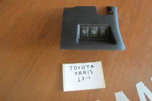Toyota Yaris 2017-> διακόπτης ταμπλού (αριστερά κάτω)